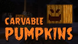 [1.12.x] [1.8] Carvable Pumpkins Mod - Halloween! Minecraft