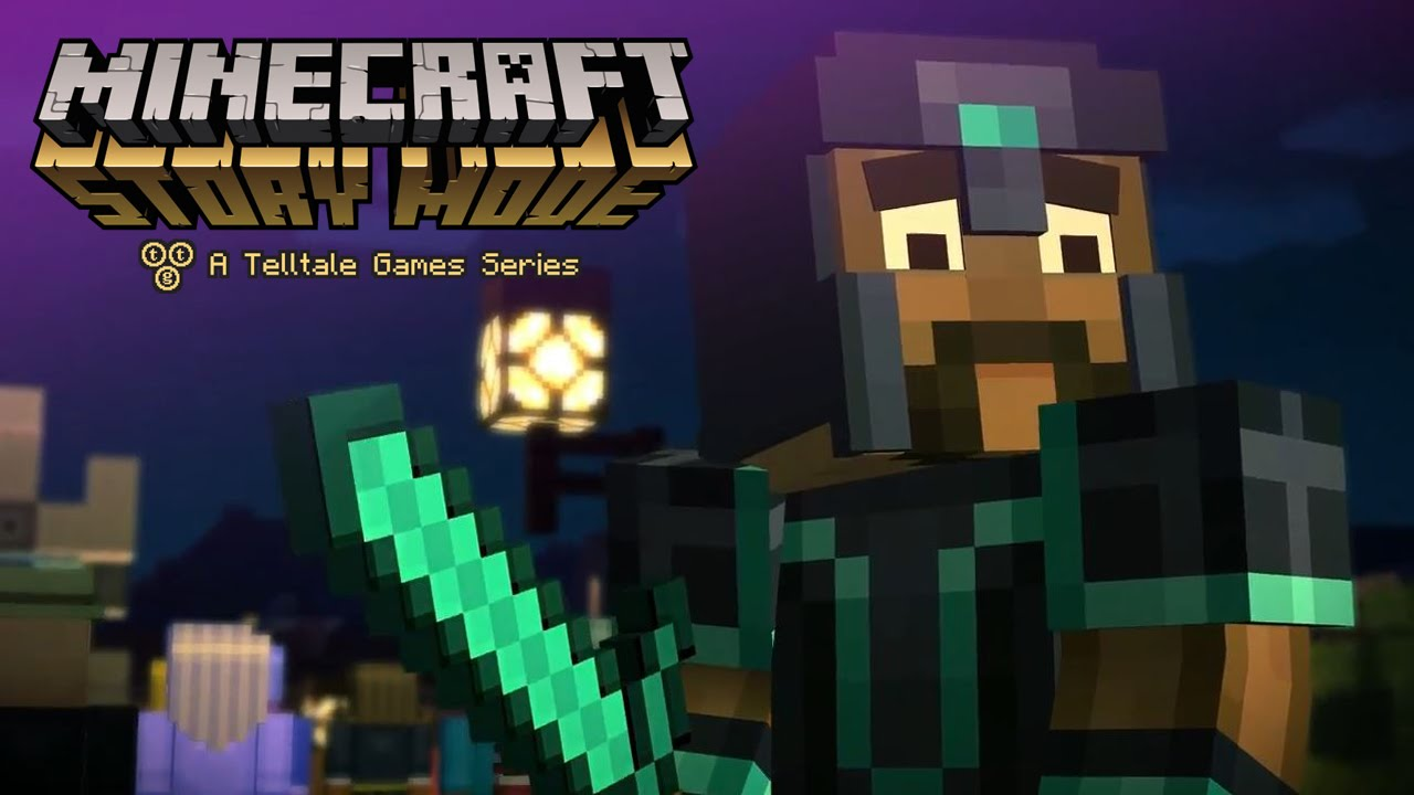 Minecraft: Story mode, The full review! Minecraft Blog