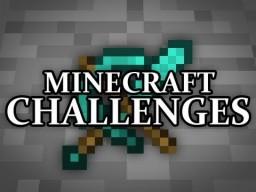 [Minecraft Challenges] [#1] [One Life, Nine Cats] Minecraft Blog