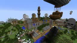 Shadow of Israphel world rebuild Minecraft Map & Project