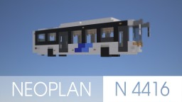 Neoplan N 4416 City Bus Minecraft Map & Project
