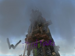 WITCH TOWER (conquest texture pack) Minecraft