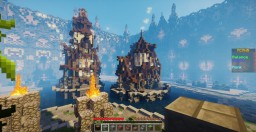 McAdventureWorld - PrisonSpawn Minecraft Map & Project
