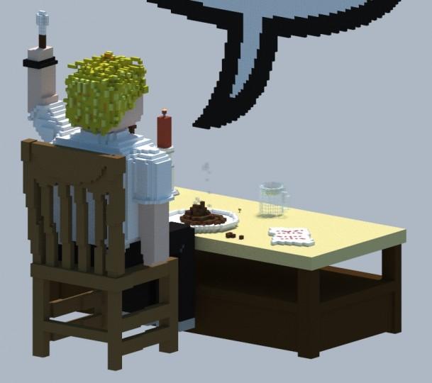 Gordon Ramsay Minecraft Project