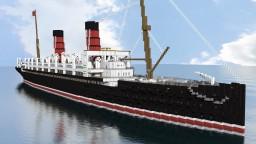 RMS Campania Minecraft
