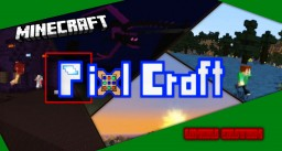 Pixl Craft Texture pack [1.8]