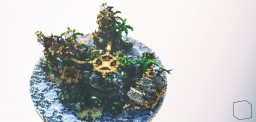 Rum Reef Minecraft Map & Project