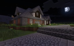 ★ True Minecraft ★ – Tudor House Project Minecraft Map & Project
