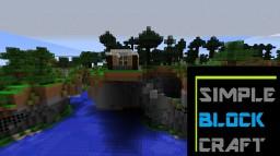 SimpleBlockCraft Texture Pack 16X - 32X Minecraft Texture Pack