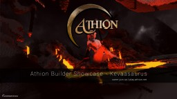 Athion Builder Showcase - Kevaasaurus Minecraft Project