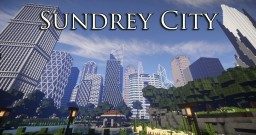 Sundrey City Minecraft
