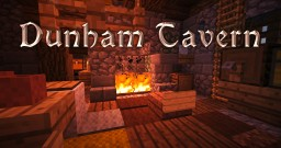 Dunham Tavern [MessyMedieval] Minecraft Map & Project