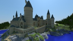 Hogwarts, Minecraft Project