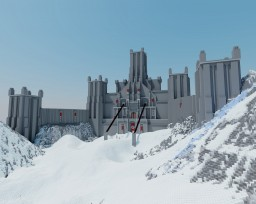 Castle Wolfenstein Minecraft