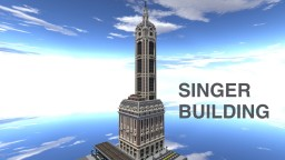 Singer Building, 149 Broadway New York, NY, Minecraft Minecraft Map & Project