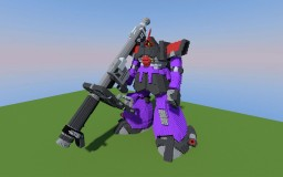 MS-09F/trop Dom Tropen Minecraft Project