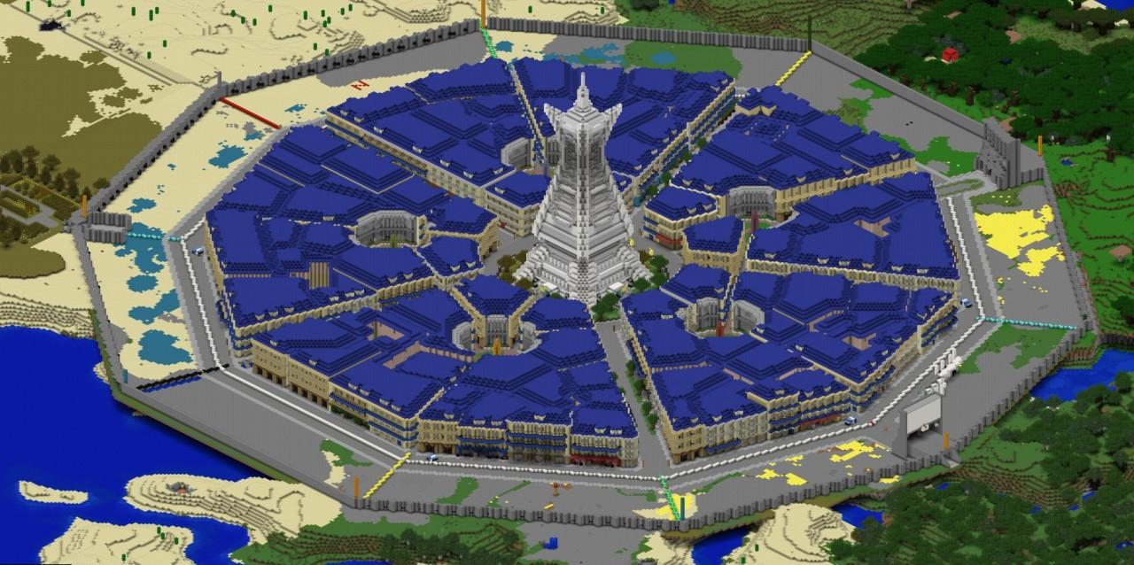 Pokemon map kalos Minecraft Project