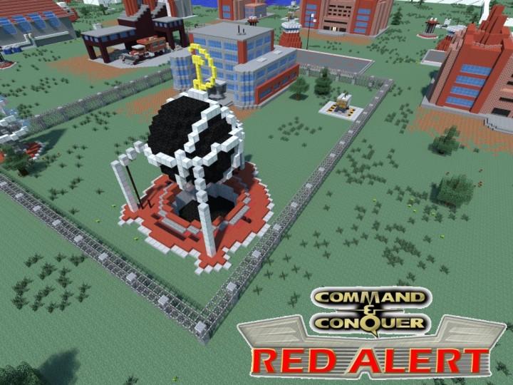 CC Red Alert Iron Curtain Soviets