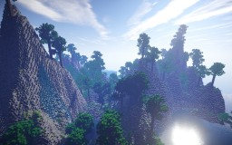 Lush Jungle Islands(Download Included) Minecraft Map & Project