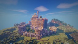 Haven Castle by Deltadromeo Minecraft Project
