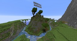 Medieval Mountain Minecraft Project