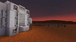 Martian Survival (Beta) Minecraft