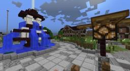 UHC spawn village Minecraft Map & Project