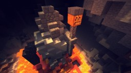 Statue of Courage Minecraft Map & Project