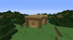 Advanced Survival House Minecraft Map & Project