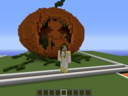 Carve a Pumpkin Build Competition Minecraft Map & Project