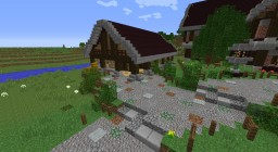 little stable Minecraft Map & Project