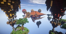 Atmosphere Baloon - Skywars Map Minecraft Map & Project