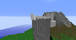 LOTR: Minas Tirith Minecraft Map & Project