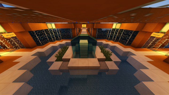 how to build a underwater house in minecraft