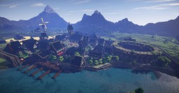 A Medieval World Minecraft Map & Project