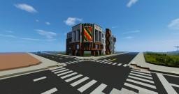 {Pop Reel} Modern Apartment Complex | ECS Minecraft Map & Project