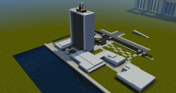 United Nations HQ New York City | Realistic Build Series Minecraft Map & Project