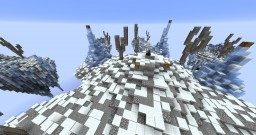 SkyWars Map! - The Frozen War (10 diamonds for download!) Minecraft Map & Project