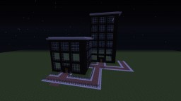 Office Building ( Non Finished) Minecraft Project