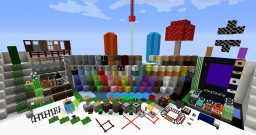 TomaHok the Miner's Simple Pack V2.2 for Minecraft 1.8.8