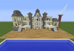 Lycan Manor: A Huge Mansion  (Read description) Minecraft Map & Project