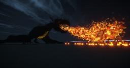 The HyneKro's Dragon v1 Minecraft Map & Project