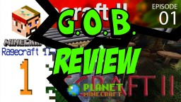 Review of G.O.B. (Guude, OMGChad, VintageBeef) Minecraft Blog