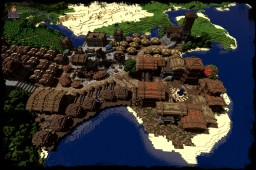 The Cohaera District in Rilea [DOWNLOAD] Minecraft Project