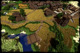 Rileas Farms Minecraft Map & Project
