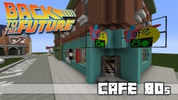 Back To The Future - Cafe 80's