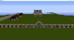 Cool Mob Siege Castle Minecraft Map & Project