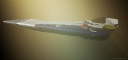 Clone Wars Jedi Starfighter Minecraft Map & Project