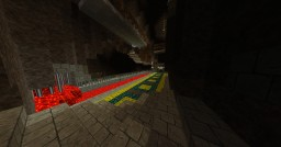 Fire Temple Minecraft Map & Project