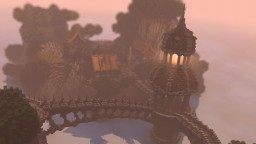 Spawn of Royalcreeps By MrBatou Minecraft Project